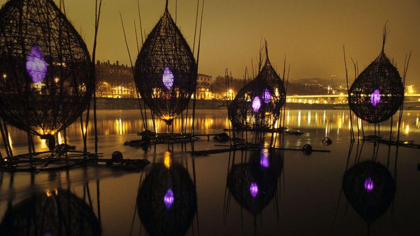 「光の祭典」フランス, リヨン