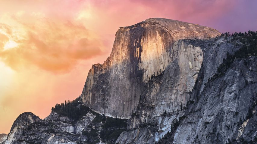 macOS X Yosemite Wallpapers
