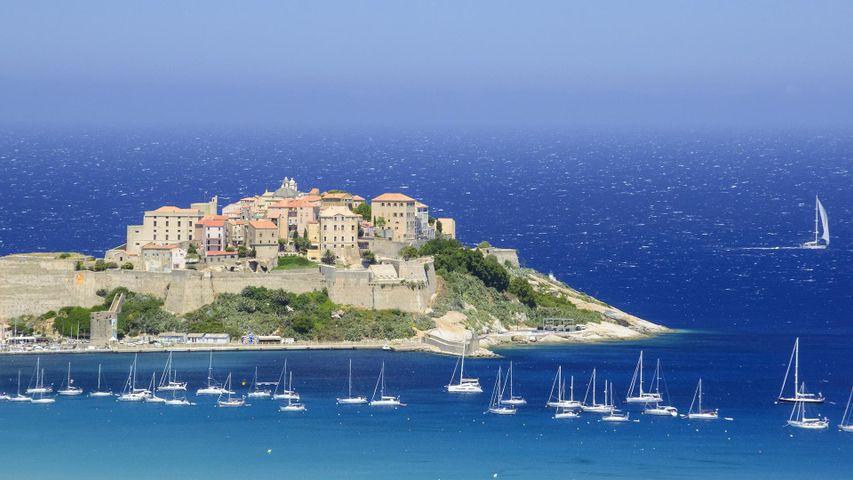 Citadelle de Calvi, Corse, France
