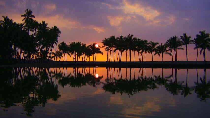Kona Coast, Big Island, Hawaii