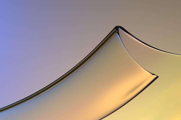 abstract design saturn matebook art