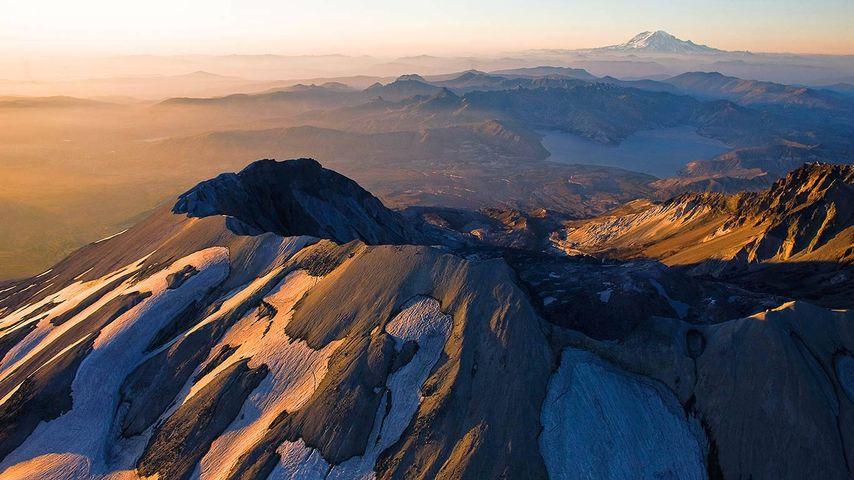 Mount Saint Helens, Washington, USA