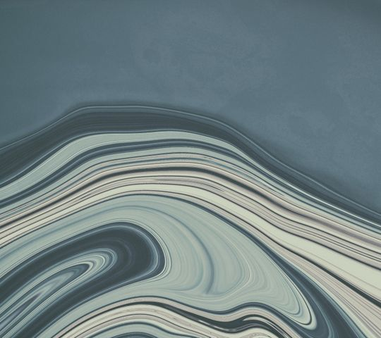 abstract curve reflection ripple