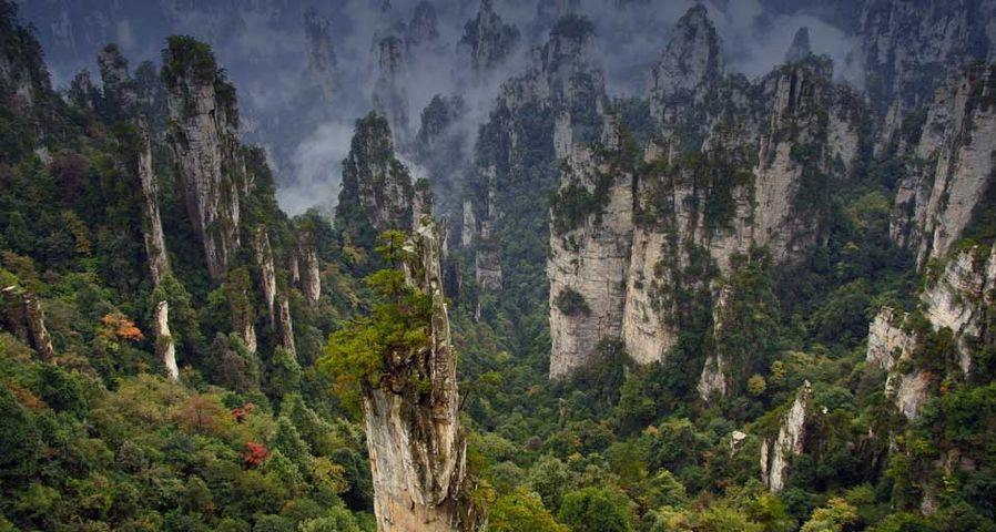 Wulingyuan National Park, Hunan, China