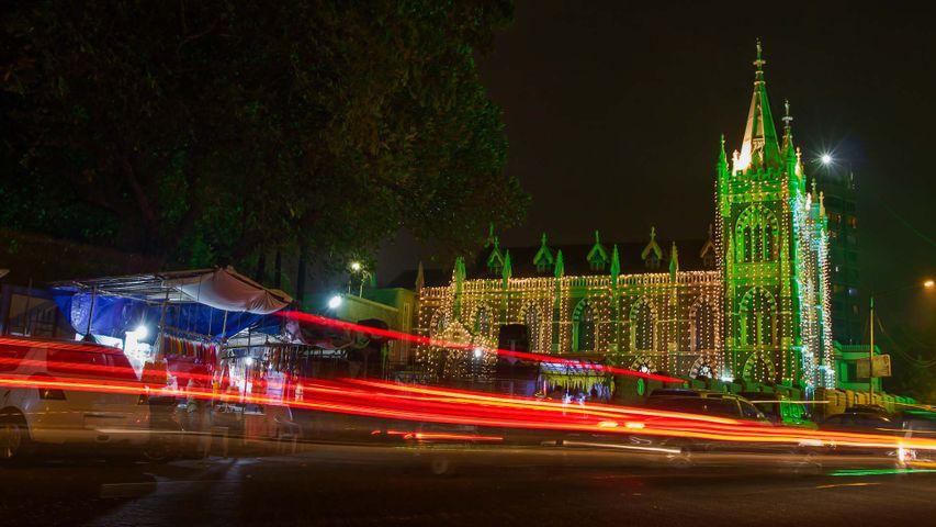 Mount Mary is a Roman-Catholic Basilica, located at Bandra, Mumbai.