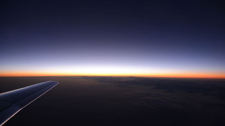 screenshot sky airplane aircraft night sky