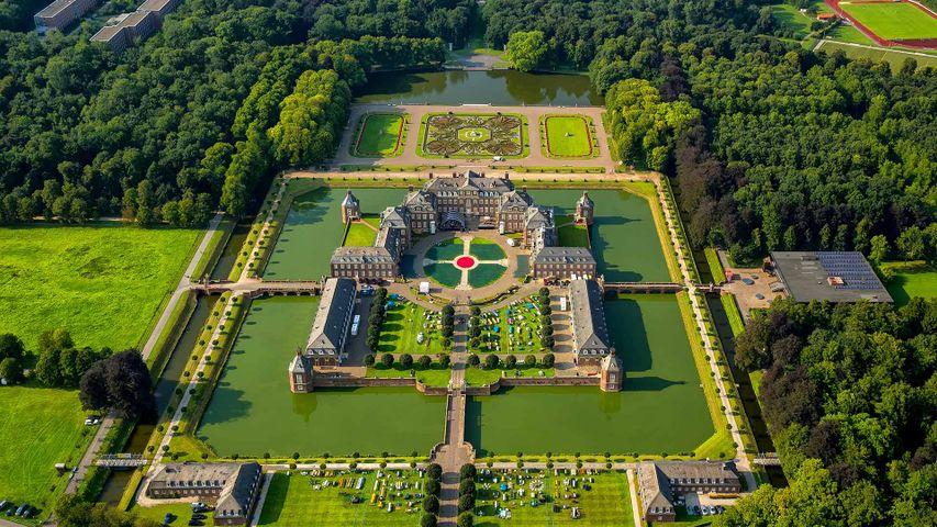 Schloss Nordkirchen, Münsterland, Nordrhein-Westfalen