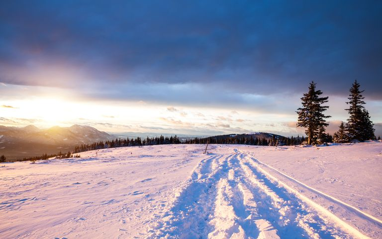 Ski Paradise Windows 10 Theme
