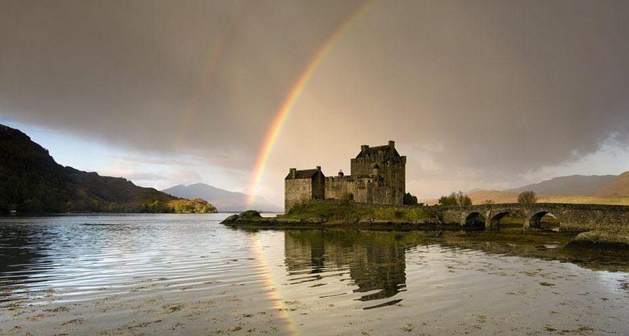 Eilean Donan Castle, Scotland, U.K.