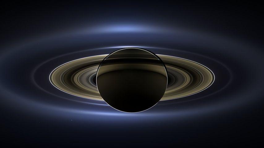 「土星」NASA, 土星探査機カッシーニ