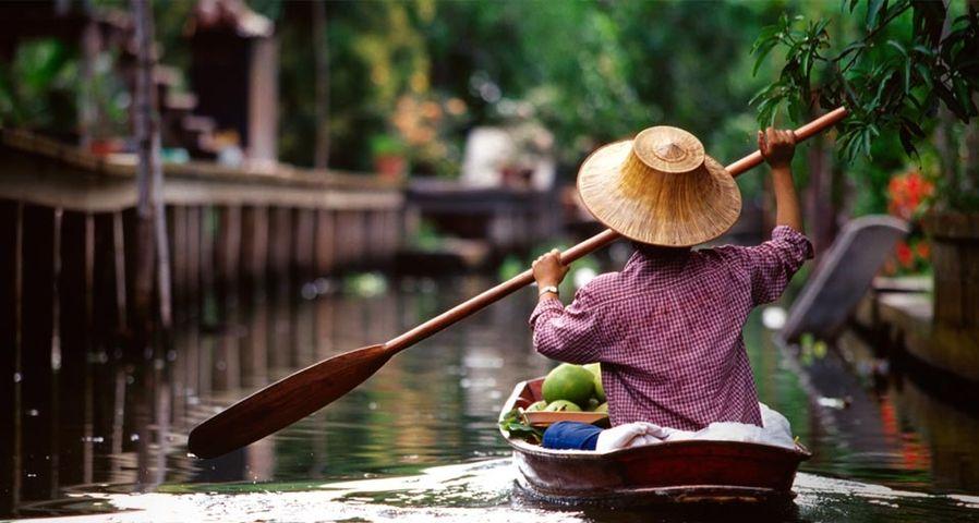 世界上美女最多的国家之一:泰国