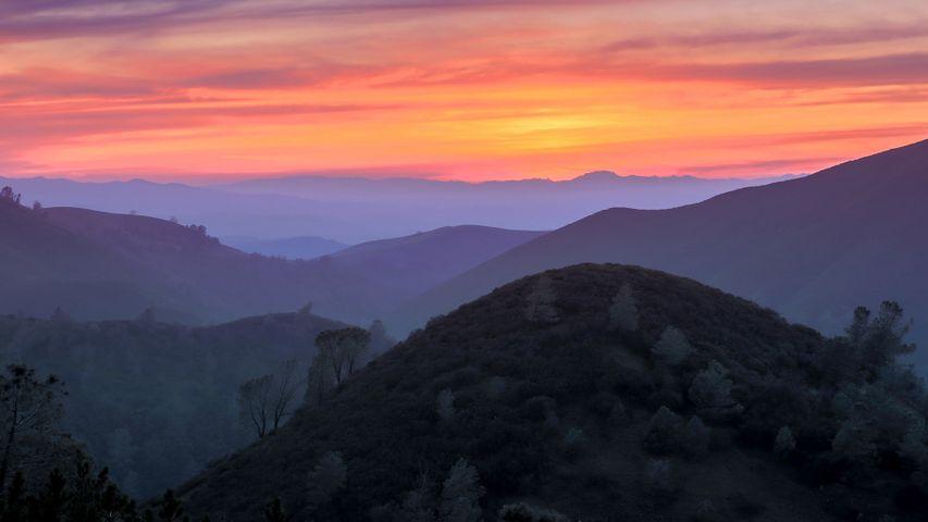 Mount Diablo State Park, California