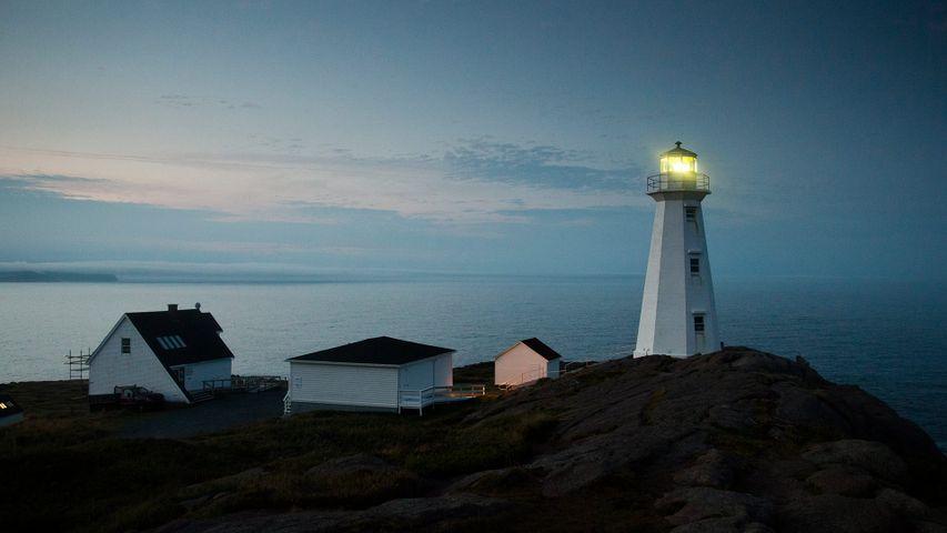 Cape Spear Lighthouse near St. John's, Newfoundland