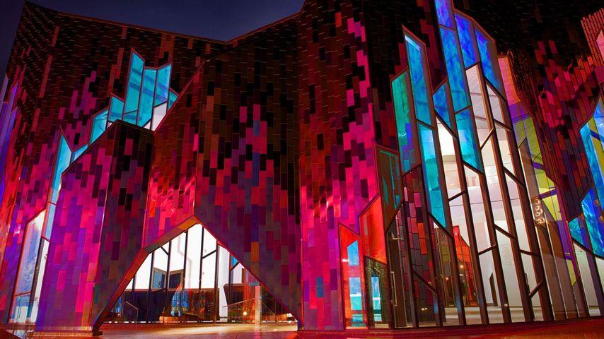 美国,堪萨斯州,欧弗兰帕克,燎原火博物馆