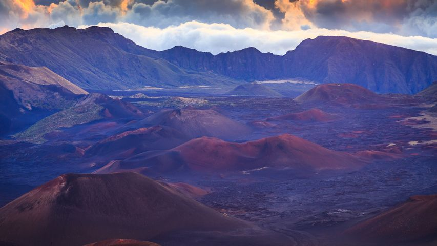 mountain sky outdoor nature cloud landscape canyon valley