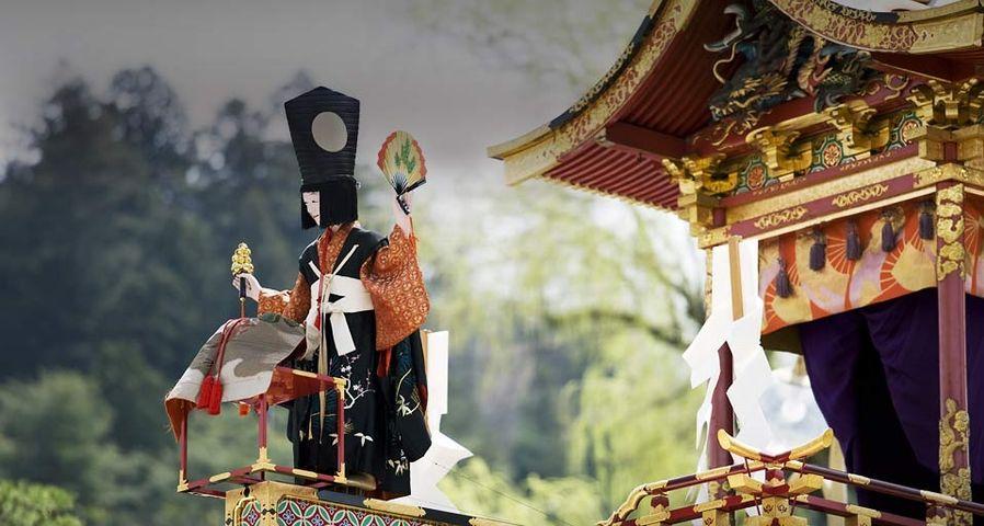 日本东京的高山祭