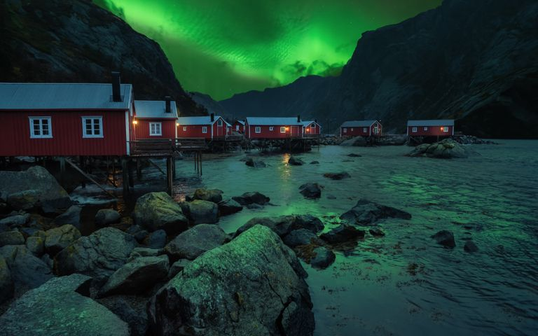 Beautiful Norway, Polar Lights of Norway