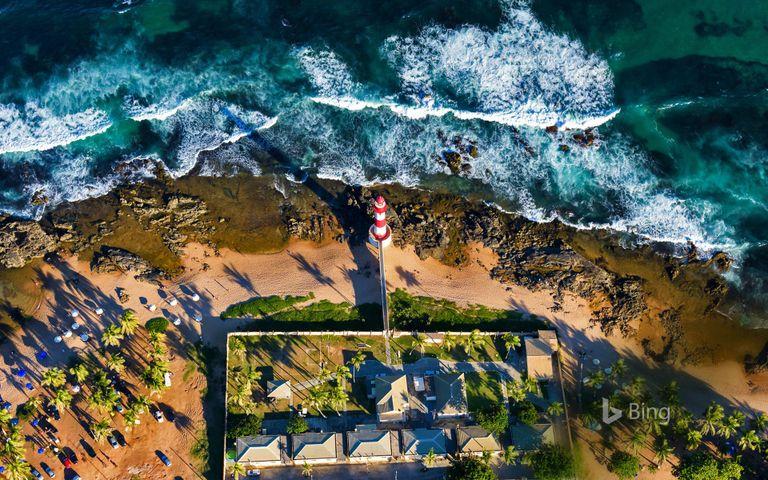 Bingの10年: 遺跡や歴史建築、街の風景. 人気日替わり画像