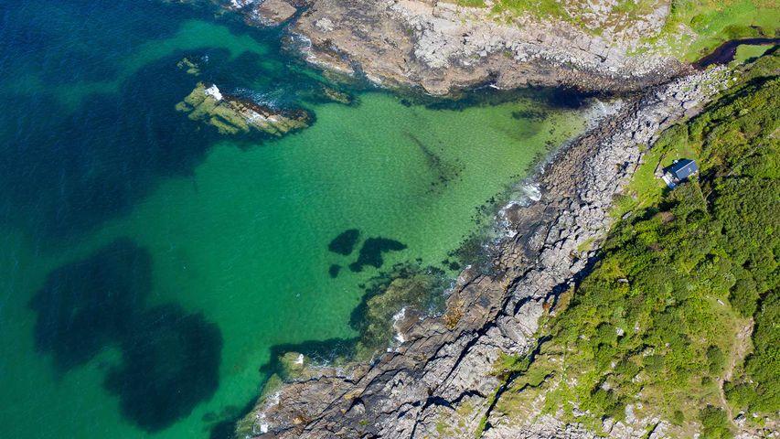 Portuairk, Ardnamurchan peninsula, Scottish Highlands