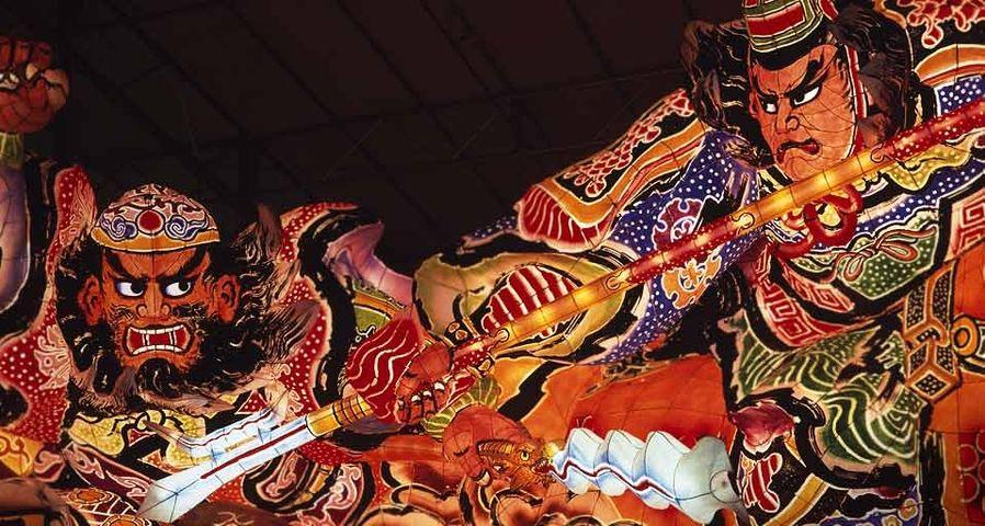 「青森ねぶた祭り」