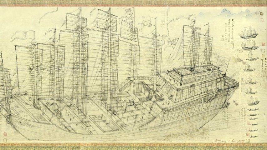 【今日中国航海节】纪念郑和下西洋