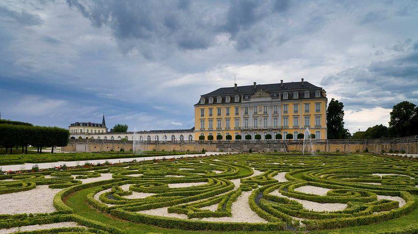 Schloss Augustusburg, Brühl, Nordrhein-Westfalen, Deutschland