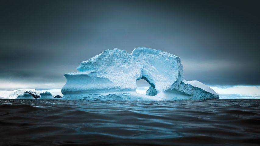 Cierva Cove on the Antarctic Peninsula