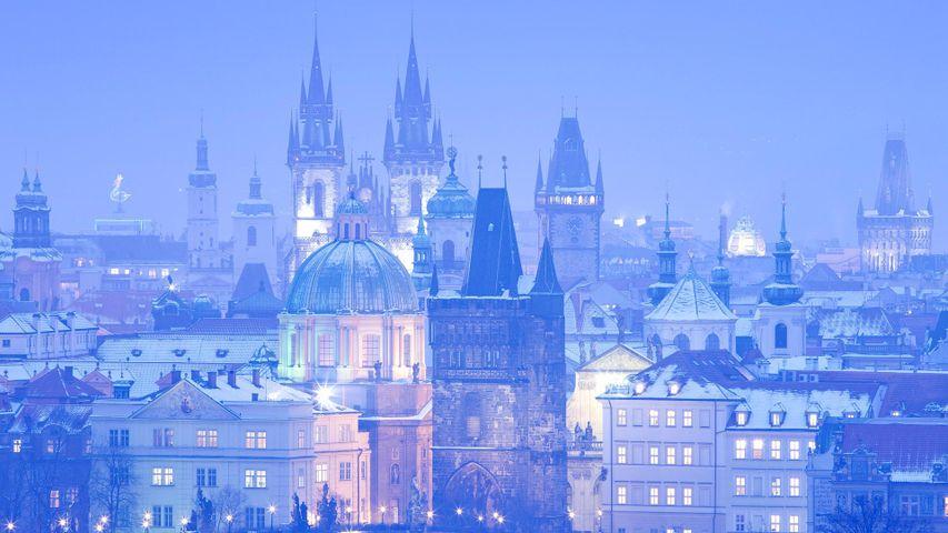 布拉格老城,捷克共和国