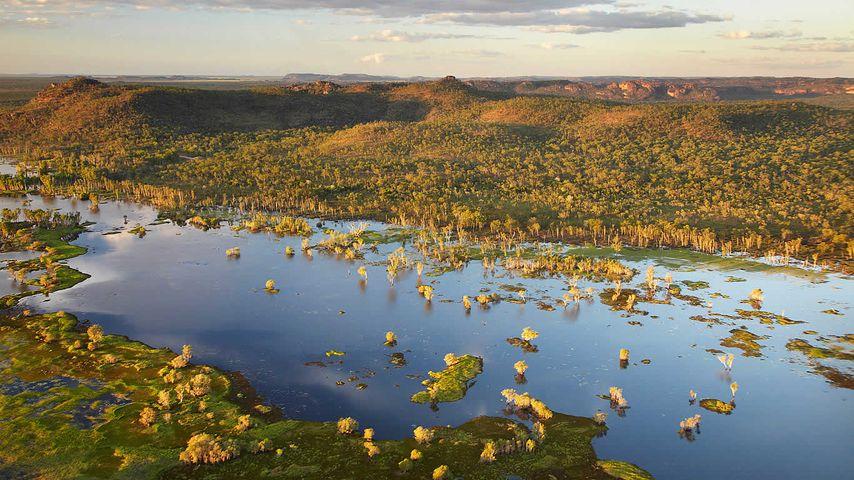 Kakadu National Park in the Northern Territory, Australia
