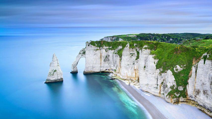 Étretat, Normandy, France