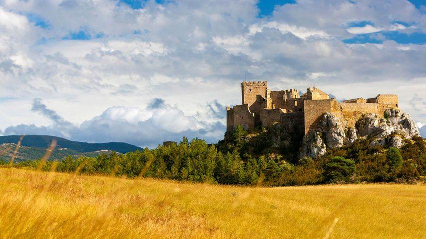 「ロアーレ城」 スペイン, アラゴン