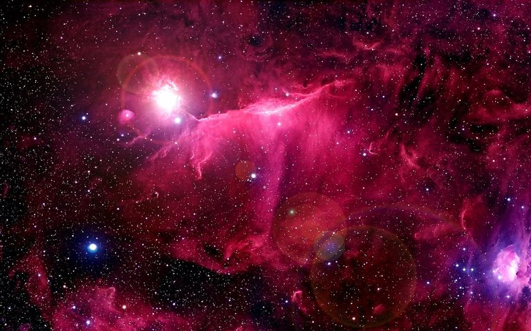 outdoor object star astronomy light space red cosmos galaxy