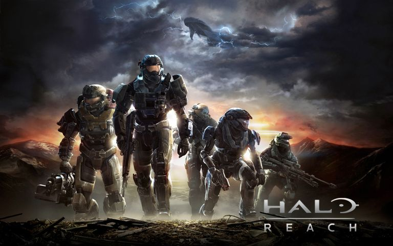 halo game war fps halo reach
