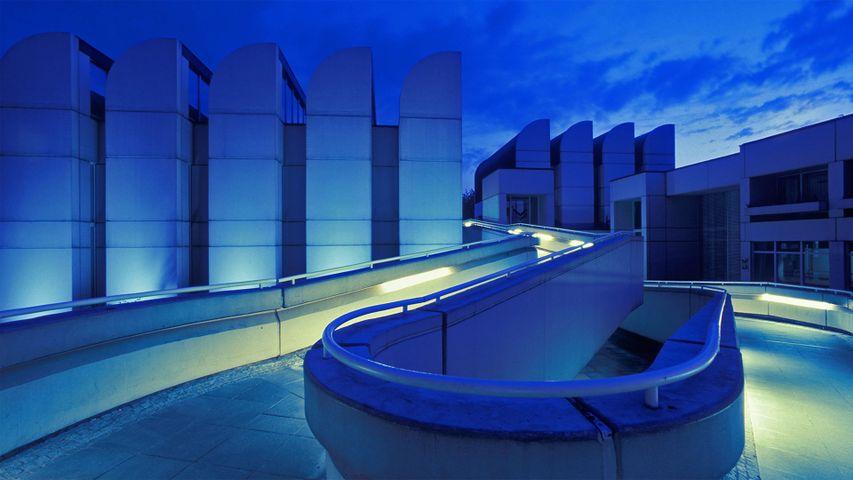 Bauhaus-Archiv, Museum für Gestaltung in Berlin, Deutschland