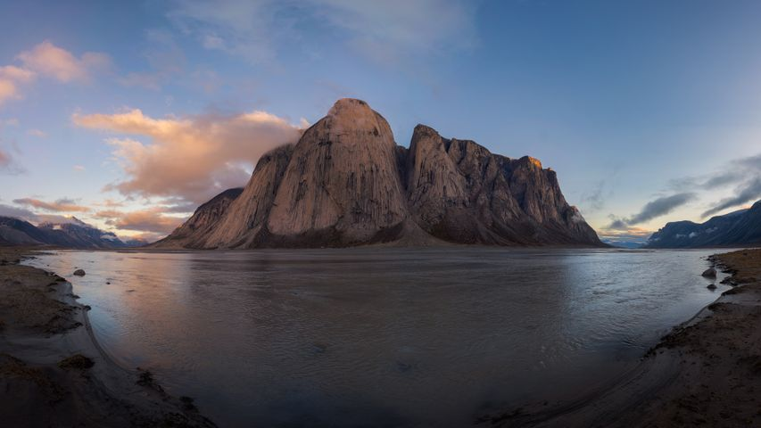 Baffin Island Expedition Premium 4K Theme for Windows 10