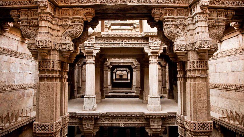 Adalaj, one of the finest of the Gujarati stepwells