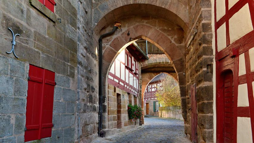 Cadolzburg, Mittelfranken, Bayern