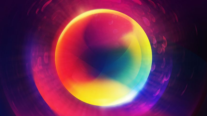 abstract colorfulness screenshot bright star light outdoor object