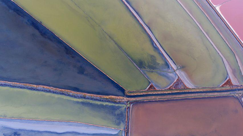 Aerial Saltflats PREMIUM 4K Theme for Windows 10