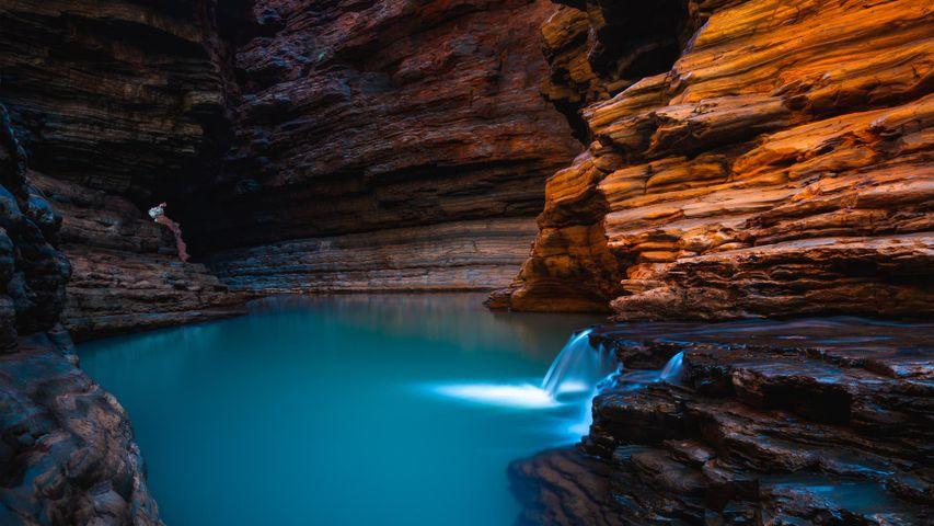 Kermits Pool, Karijini National Park, Western Australia