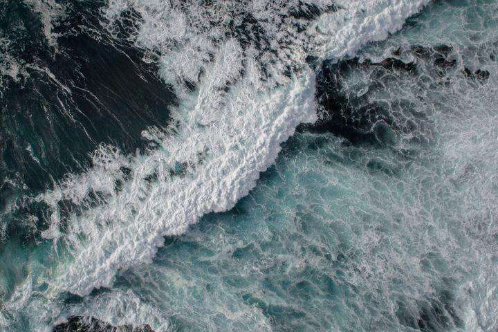 wave ocean surf wind wave water