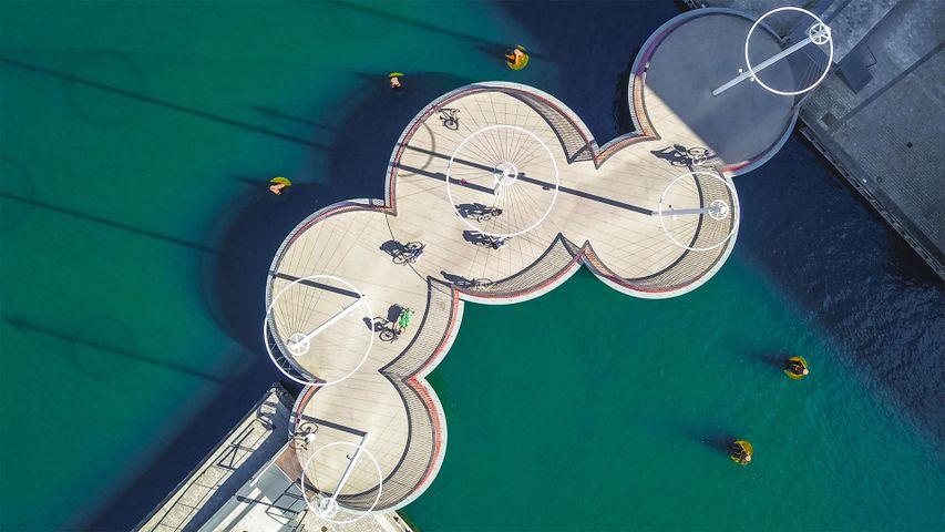 哥本哈根的环形桥,丹麦