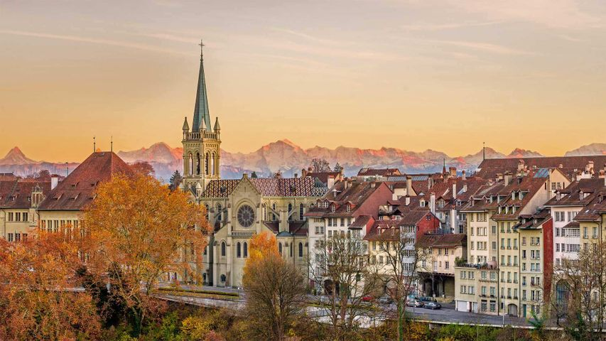 Old Town of Bern, Switzerland