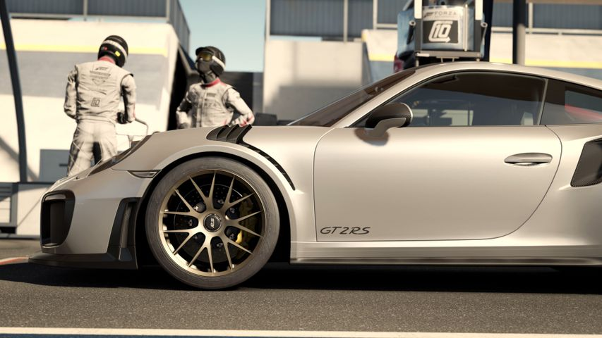 Xbox Forza Motorsport 7 Porsche 911 GT2 RS