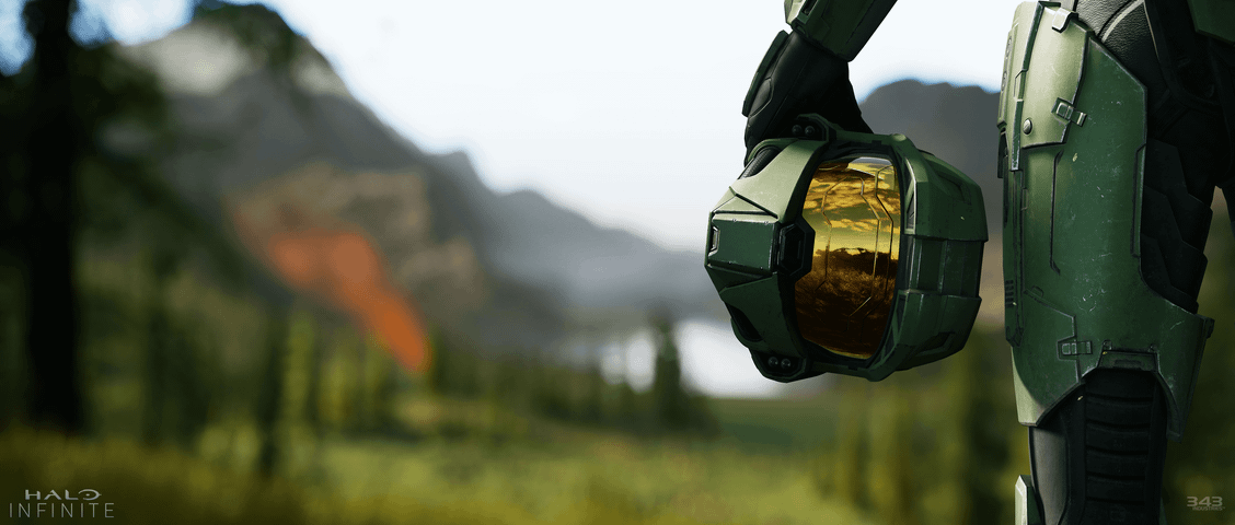 Halo Infinite Game Wallpapers
