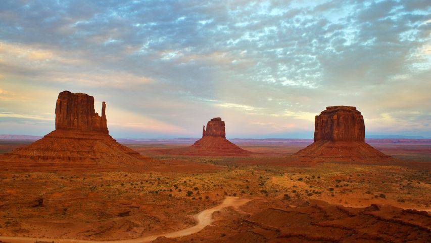 mountain outdoor cloud nature sky landscape desert butte