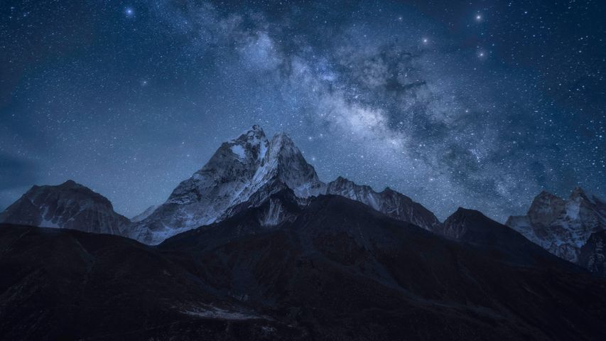 Nightfall Camo Special Edition Themes for Windows 10